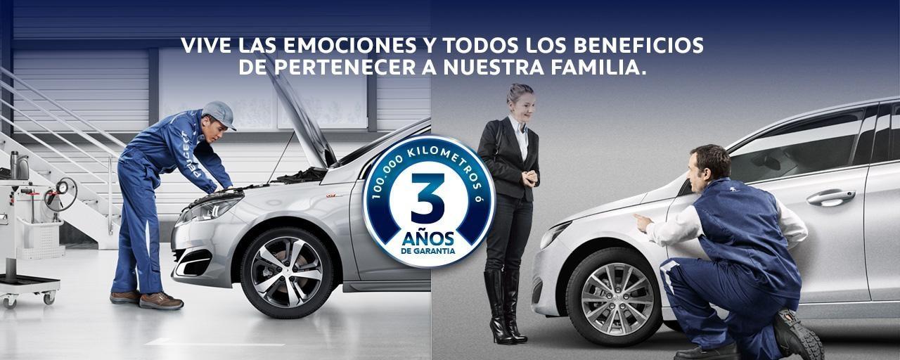 Garantía Peugeot