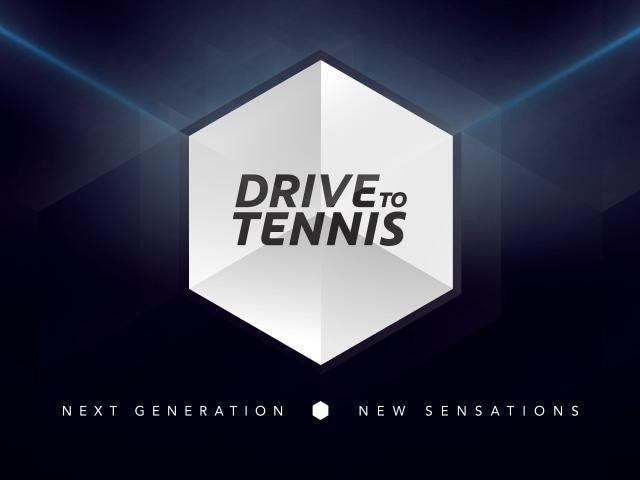 DRIVE TO TENNIS